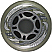 76mm 78A Hypno Wheel