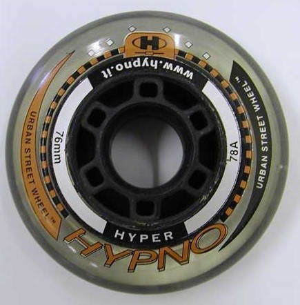 78A Hardness Hypno Urban Street Wheel (each)